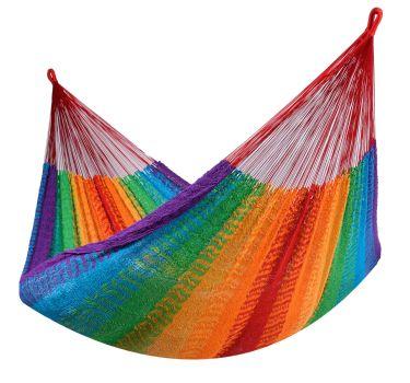 Hængekøje Dobbelt 'Mexico' Rainbow