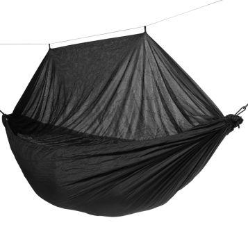 Rejsehængekøje Enkel 'Mosquito' Black