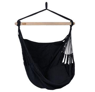 Hængestol Enkelt 'Comfort' Black