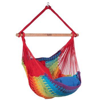 Hængestol Enkelt 'Mexico' Rainbow