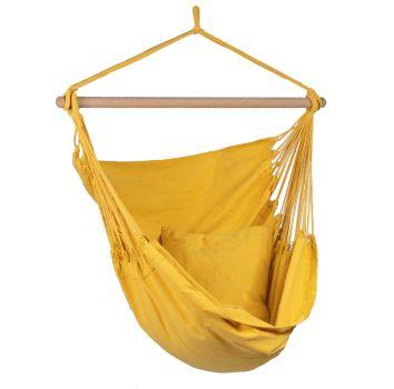 Hængestol Enkelt 'Organic' Yellow