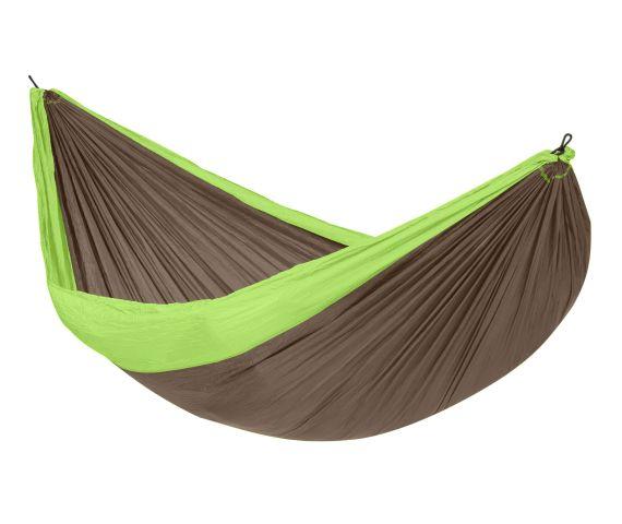 Rejsehængekøje Enkel 'Outdoor' Lime