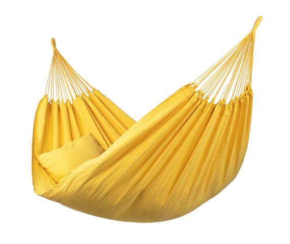 Hængekøje Enkel 'Plain' Yellow