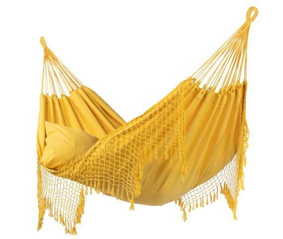 Hængekøje Dobbelt 'Sublime' Yellow