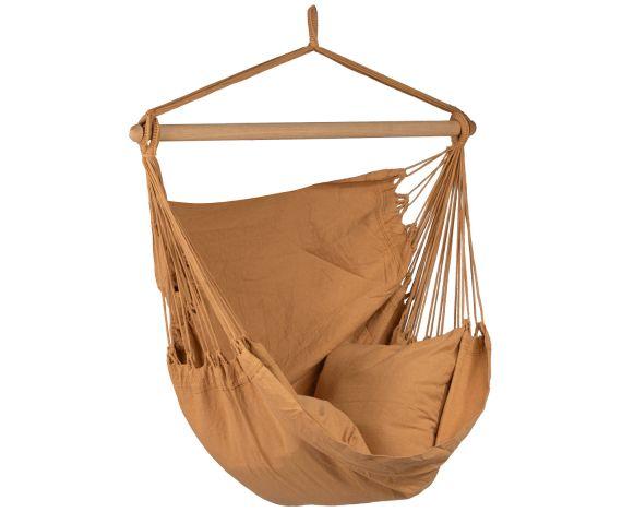 Hængestol Enkelt 'Organic' Mocca