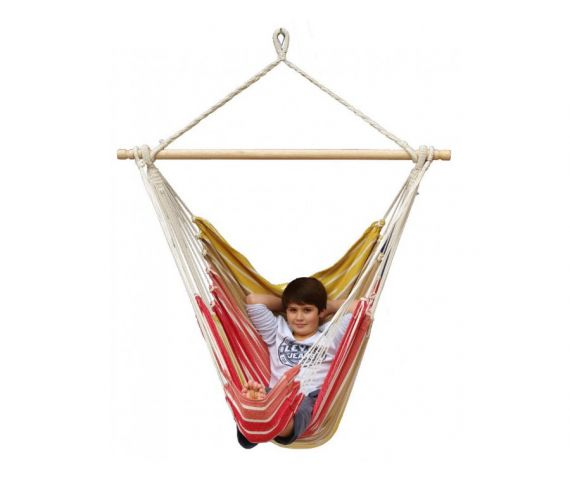 Hængestol Enkelt 'Tropical' Earth Lounge