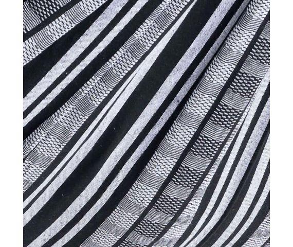 Tæppe 'Comfort' Black White