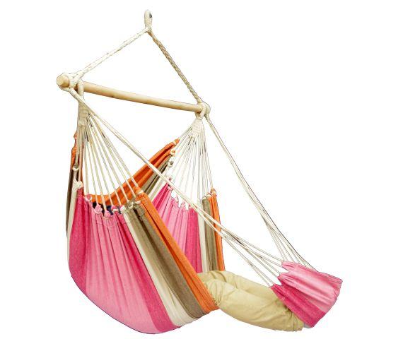 Hængestol Enkelt 'Tropical' Lychee Lounge