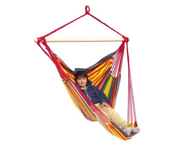Hængestol Enkelt 'Tropical' Sunny Lounge