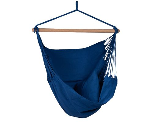 Hængestol Enkelt 'Organic' Blue